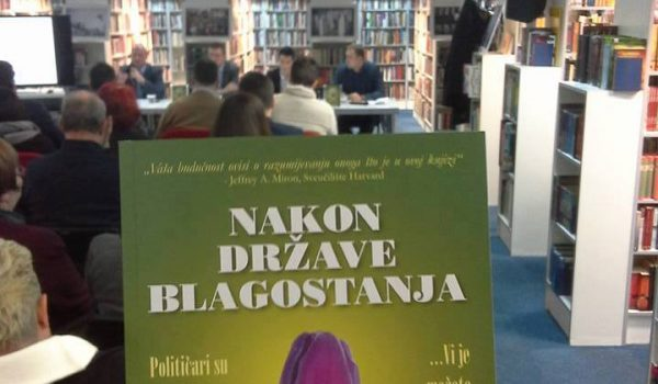 After the Welfare State Croatian Libertarian Book