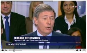 Bernard Defleselles vs Emmanuel Martin