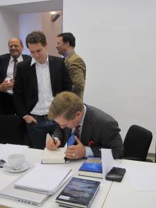 Book Signing Vienna 2
