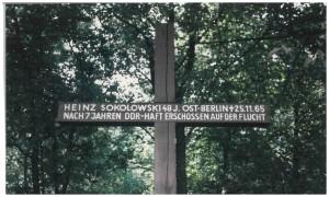 Heinz Sokolowski erschossen
