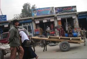 Jalalabad streets