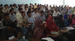 Kabul students