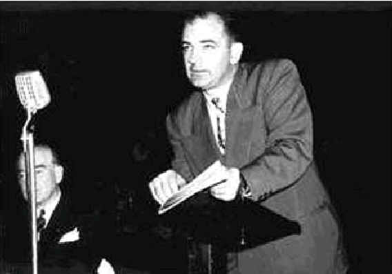 a discussion about if there was far more to mccarthyism than mccarthy Encompassing far more than the brief career o many are the crimes: mccarthyism in america there are no discussion topics on this book yet.