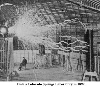 Tesla's Colorado Springs lab 1899.jpg