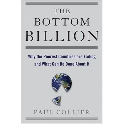 an analysis of the poorest countries in africa in the bottom billion by paul collier